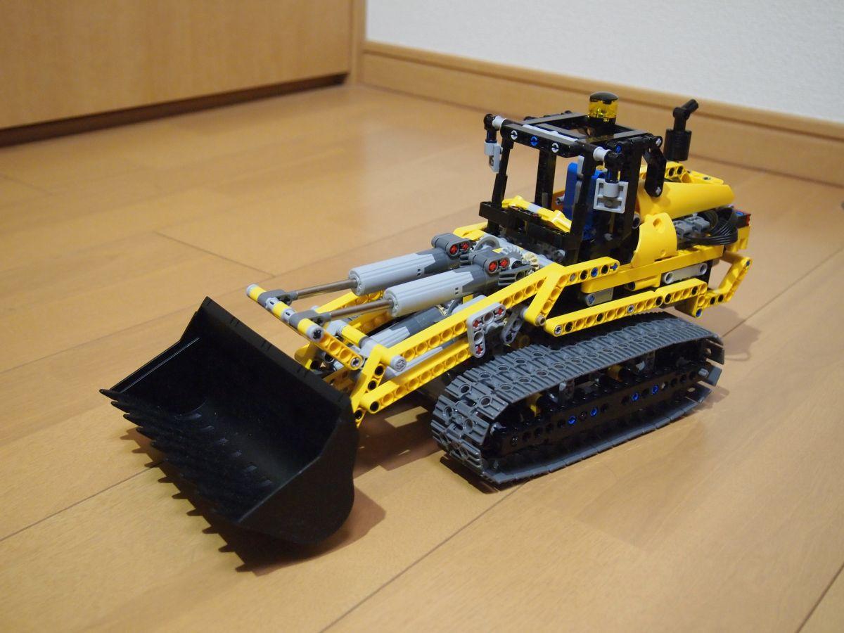 レビュー】 Lego Technic 8043 ...